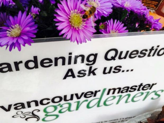 Vancouver Master Gardeners Got Questions?
